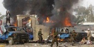 Bağdat'ta askeri araca bombalı saldırı: 2 ölü, 4 yaralı