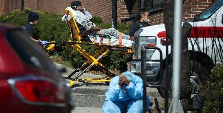 ABD'de Kovid-19 nedeniyle hayatını kaybedenlerin sayısı 86 bin 970'e çıktı