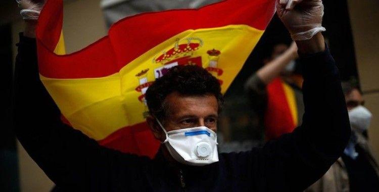 İspanya'da Kovid-19'dan hayatını kaybedenlerin sayısı 27 bin 459'a çıktı