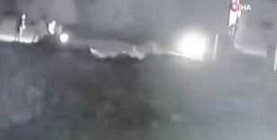 El-Bab'da Yaşanan Patlama Anı Güvenlik Kamerasına Yansıdı