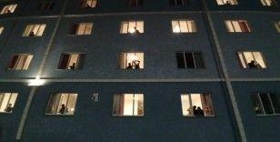 Çorum'da karantinaları biten 169 kişi evlerine uğurlandı