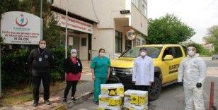 Kärcher'den İstanbul'daki hastanelere koronavirüs ile mücadelesine destek