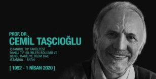 Bakan Koca'dan Prof. Dr. Taşcıoğlu paylaşımı