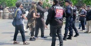 Fransa'da 'Sarı Yelekliler' yeniden sokağa indi