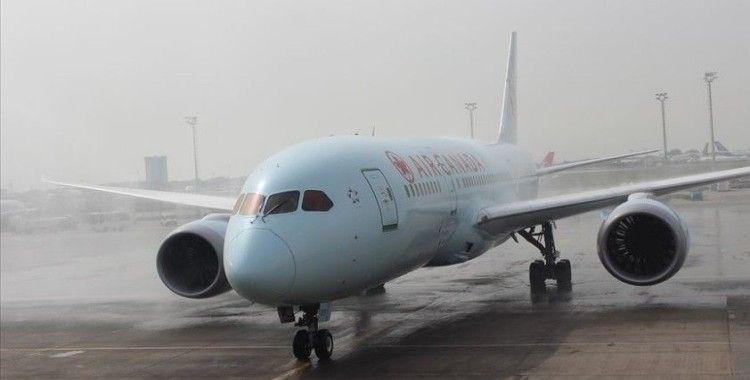 Air Canada Kovid-19 salgını nedeniyle çalışan sayısını yarı yarıya azaltacak