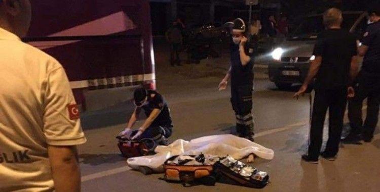 Beypazarı'ndaki feci kazada 15 yaşındaki kız hayatını kaybetti