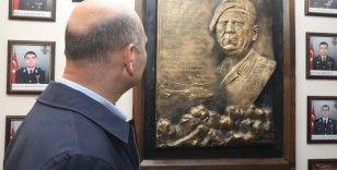 Bakan Soylu'dan Şehit Aydoğan Aydın paylaşımı