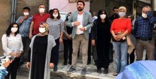 HDP Iğdır il başkanlığından basın açıklaması