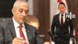 Hasan Taçoy, son yayınlanan Bir Portre yazısı için teşekkür etti