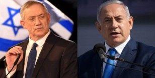 İsrail'de Netanyahu-Gantz hükümeti yemin etti