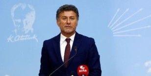 Orhan Sarıbal: 'CHP'nin itibarsızlaştırılmasına izin vermeyeceğiz'