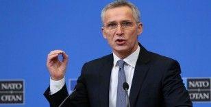 NATO Genel Sekreteri Stoltenberg'den Afganistan'daki siyasi uzlaşıya destek