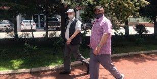 65 yaş ve üzeri vatandaşlar ikinci kez sokağa çıktı