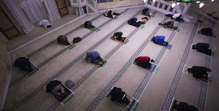 Almanya'da camiler 20 Mayıs'tan itibaren tamamen ibadete açılacak