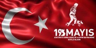 Ulusal egemenliğin başlangıç günüdür 19 Mayıs!