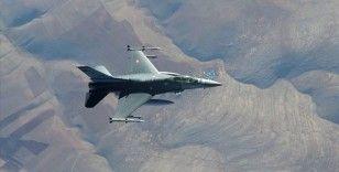 MSB: Irak'ın kuzeyinde 3 terörist hava harekatıyla etkisiz hale getirildi