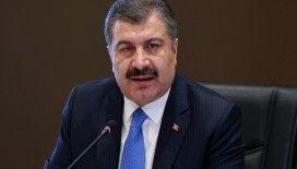 Sağlık Bakanı Koca, 73'üncü Dünya Sağlık Asamblesine katıldı