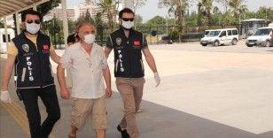 Antalya'da İslamiyet'e hakaret ettiği öne sürülen kişi tutuklandı