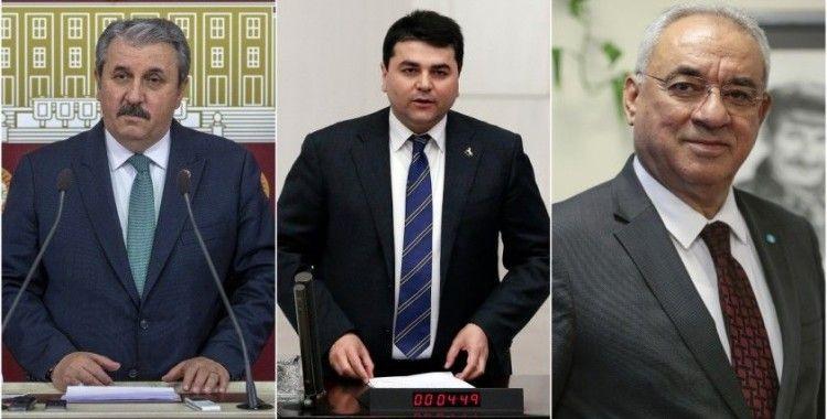 Siyasi parti liderlerinden '19 Mayıs' mesajı