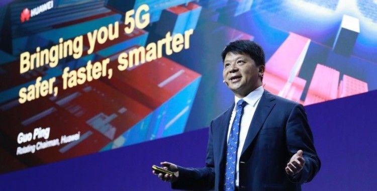 Huawei: 'Hayatta kaldık ve ilerlemeye devam ediyoruz'