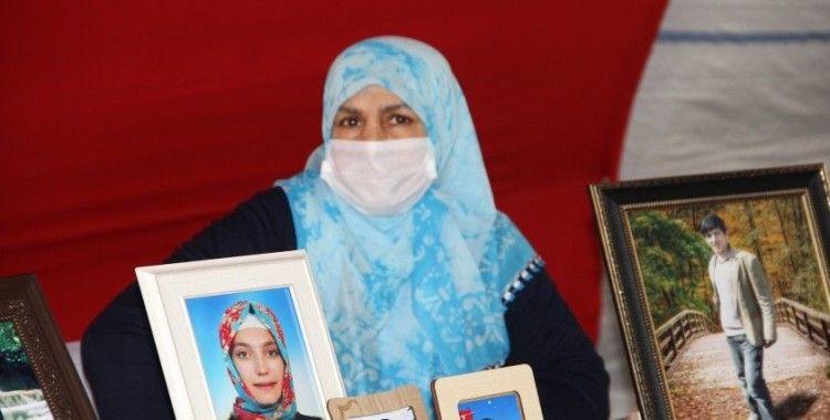 HDP önündeki ailelerin evlat nöbeti 259'uncu günde