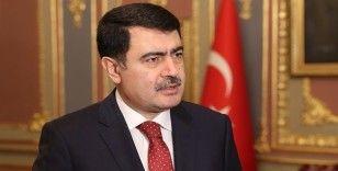 Ankara Valisi Şahin'den 19 Mayıs mesajı