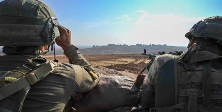Kağızman'da PKK'lı teröristlere yönelik operasyon sürüyor
