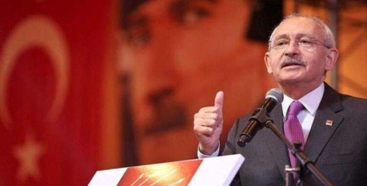 CHP Genel Başkanı Kılıçdaroğlu'ndan 19 Mayıs mesajı