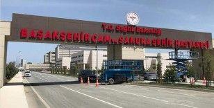 Başakşehir Çam ve Sakura Şehir Hastanesi açılıyor