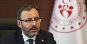 Bakan Kasapoğlu duyurdu: Ödemeler Ramazan Bayramı öncesi tamamlanacak