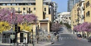Lübnan'da Kovid-19'la mücadele önlemleri iki hafta daha uzatıldı