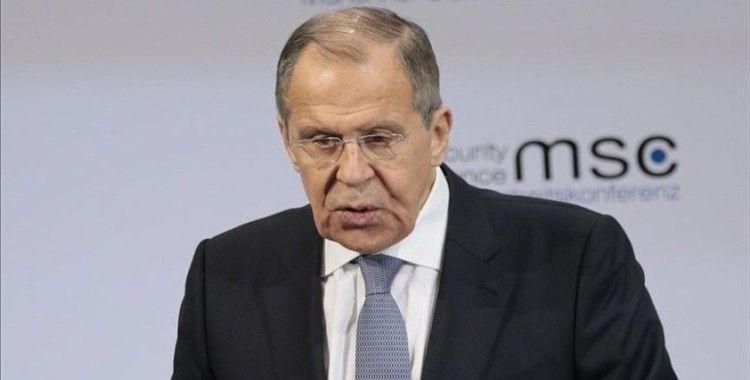 Lavrov: ABD silah kontrolü alanındaki anlaşmaları bozuyor
