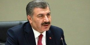 Sağlık Bakanı Koca'dan Nihat Dayanıklı paylaşımı