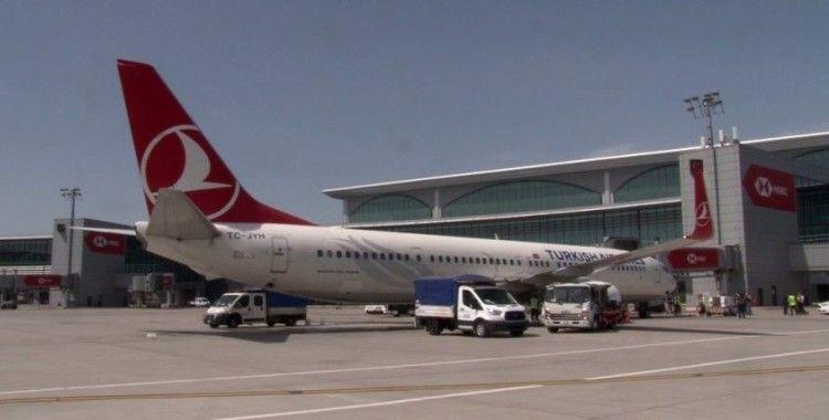 THY'den 19 Mayıs'ta Samsun'a özel uçuş