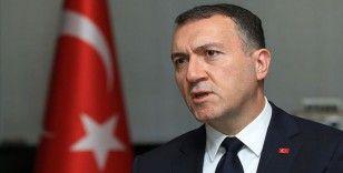 Türkiye'nin Bağdat Büyükelçisi Yıldız, Irak Elektrik Bakanı Hentuş ile görüştü