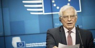 """Borrell'den Libya Başbakanı Sarraj'a: """"Endişeliyiz"""""""