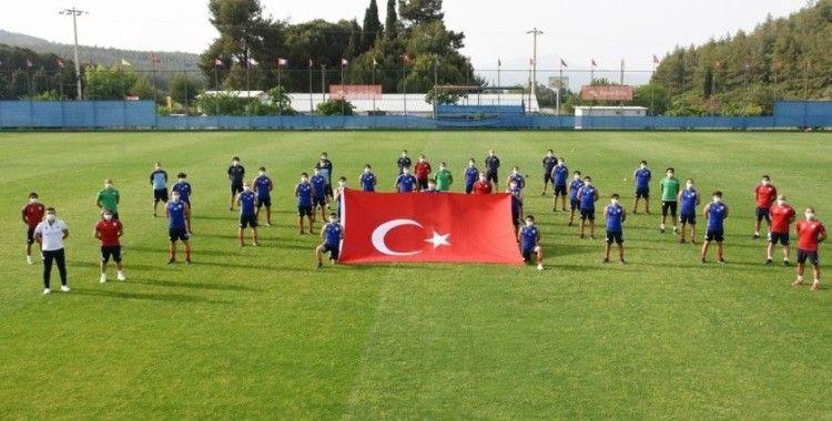 Altınordu'da sosyal mesafeli 19 Mayıs Turnuvası