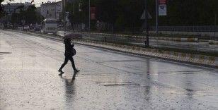 Meteorolojiden bazı bölgeler için yağış uyarısı