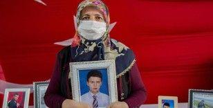 Diyarbakır annelerinden Övünç: Oğlum sesimi duyuyorsan gel adalete teslim ol