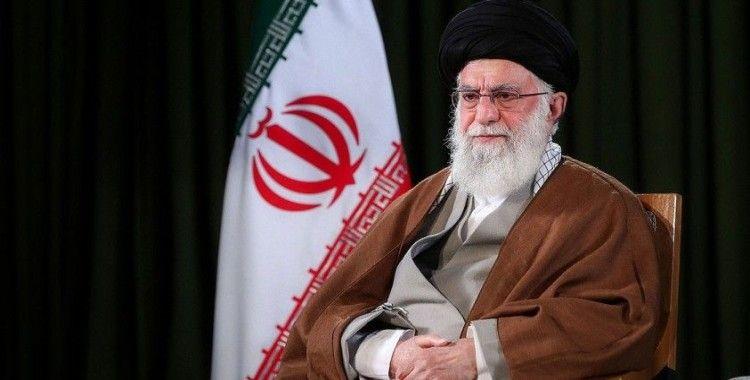 İran lideri Hamaney: Suudi Arabistan Filistin'e ihanet etti