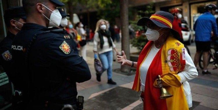 İspanya'da OHAL 7 Haziran'a kadar uzatıldı