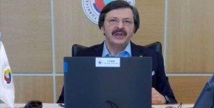 TOBB Başkanı Hisarcıklıoğlu: Ekonomide hayata geçirilen tedbirler sayesinde normalleşme konuşulmaya başlandı