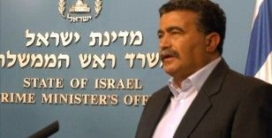 İsrailli bakan Filistin topraklarının tek taraflı 'ilhakına' karşı çıktı