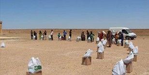 Barış Pınarı Harekatı bölgesine 3 tır insani yardım