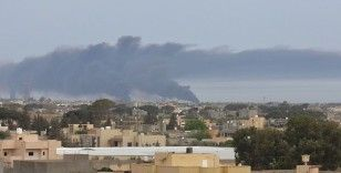 Hafter sözcüsünden Trablus'un güneyindeki cephelerden '2-3 kilometre çekildikleri' açıklaması