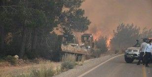 KKTC'deki yangınlarla ilgili bir tutuklama daha