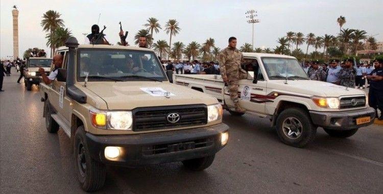 Libya ordusu Esabia beldesini Hafter milislerinden kurtardı