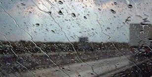 Balıkesir ve çevresi yağışlı havanın etkisine giriyor