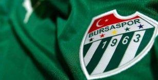 Bursaspor'dan iyi haber