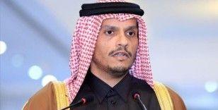 Umman Sultanı, Katar Dışişleri Bakanı'yla bölgesel ve uluslararası meseleleri görüştü